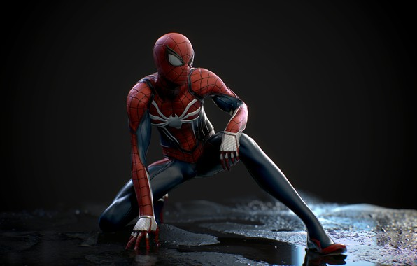 Picture The game, Costume, Hero, Mask, Superhero, Hero, Marvel, Spider-man, Game, Comics, Spider-Man, Peter Parker, Peter …