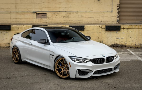 Picture BMW, White, Bavaria, F83