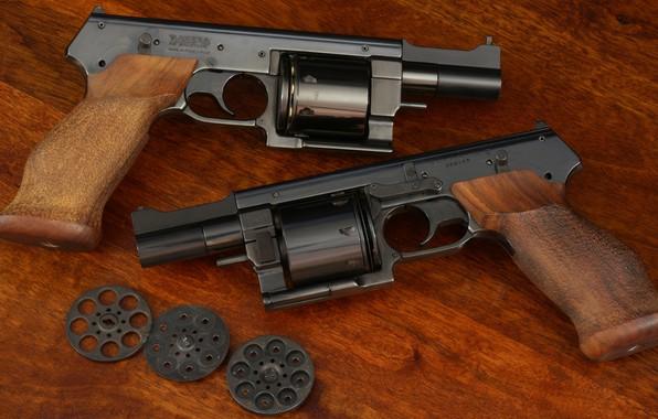 Picture weapons, gun, revolver, weapon, revolver, Mateba MTR-8, AutoRevolver, Mateba MTR-8