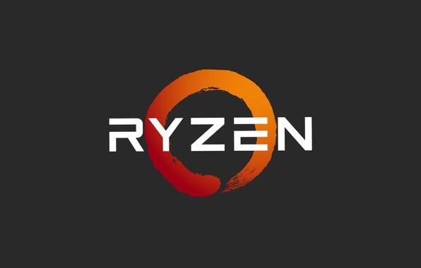Picture AMD, Processor, Ryzen