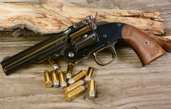 Picture weapons, revolver, weapon, Revolver, Smith & Wesson Schofield Model 3, Schofield Model 3