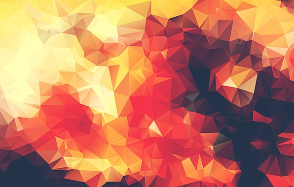 Picture color, abstraction, patterns