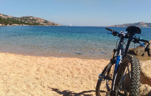 Picture Nature, Beach, Sardinia, Mountain Bike
