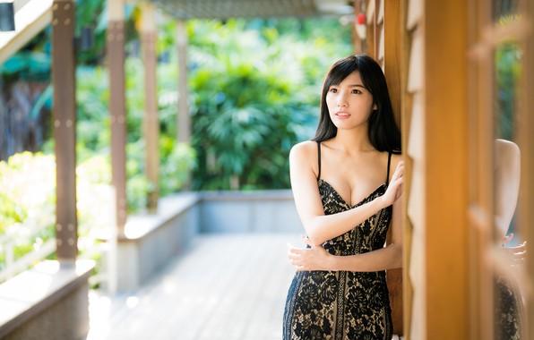 Asian boke