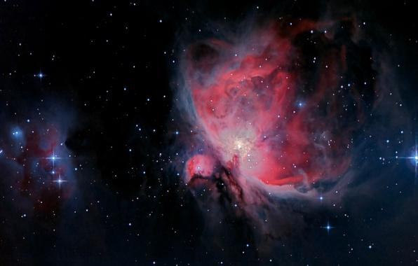 Picture stars, nebula, beauty, Orion Nebula