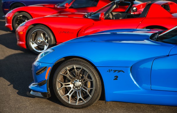 Photo wallpaper design, style, Dodge, Viper