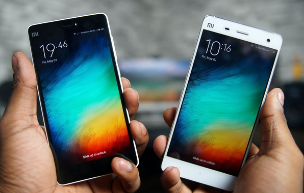 Picture Smartphone, Xiaomi, Mi4, Mi4c