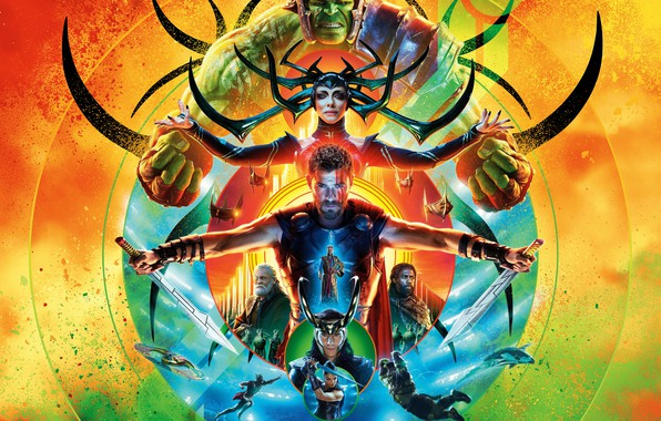 Picture fiction, fantasy, Hulk, Hulk, poster, comic, Idris Elba, Idris Elba, Chris Hemsworth, MARVEL, Chris Hemsworth, …