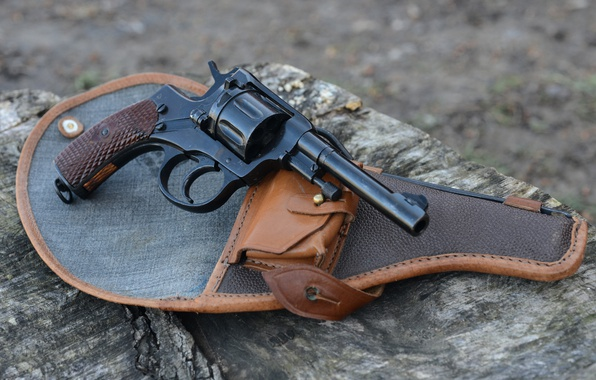 Picture holster, Revolver, The Russian Empire, system of a Revolver