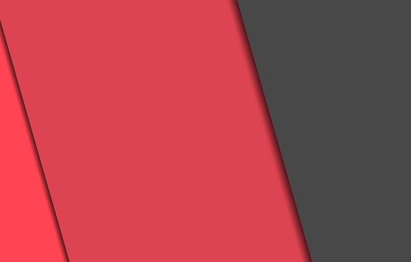 Picture line, red, grey, design, papers, color, material, bacground