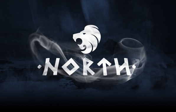 Photo wallpaper CSGO, Team, Professional, Denmark, North, Esports