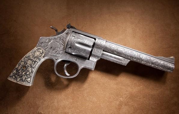 Picture guns, Pistol, revolvers