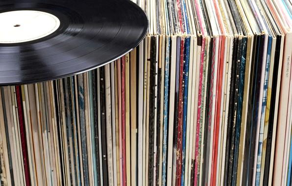 Picture Vinyl, Retro, Records