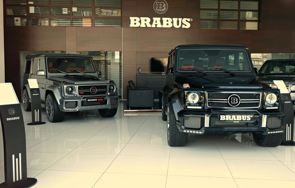 Picture Mercedes, Brabus, AMG, G63, W463, G-class
