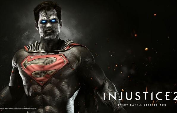 Picture game, Superman, fighting, clone, Bizarro, NetherRealm Studios, Injustice 2