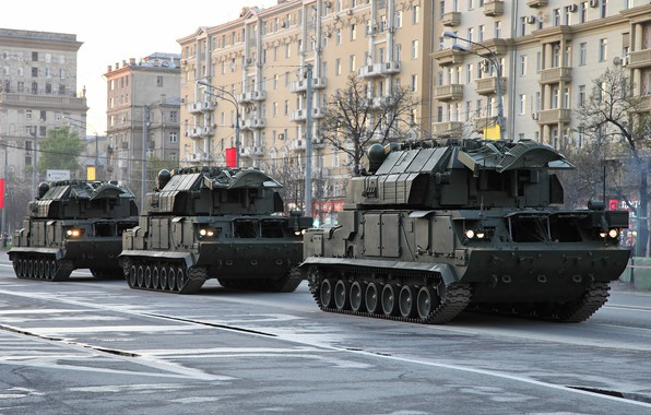 Picture Russia, military, weapon, army, Moscow, armored, military vehicle