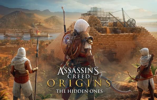 Picture Egypt, assassin, Biek, Assassins Creed Origins, Origins