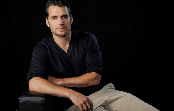 Picture look, pose, actor, sitting, Henry Cavill, Henry Cavill