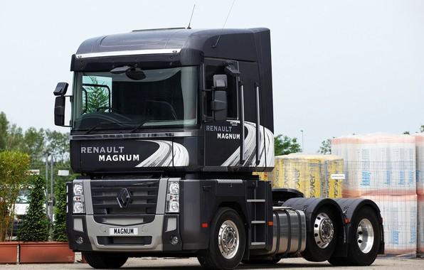 Picture Renault, Magnum, Worldwide