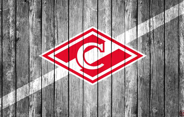 Picture Sport, Logo, Football, Background, Emblem, Russia, Spartacus, Football Club, Rhombus, Meat, 1922, Red-white, Spartak Moscow, …