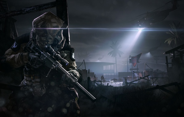 Picture Weapons, Sniper, Crytek, Warface, Mail.Ru Group