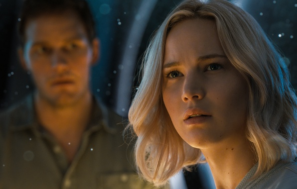Picture Passengers, Jennifer Lawrence, Jennifer Lawrence, 2016, Passengers, Nothing is accidental