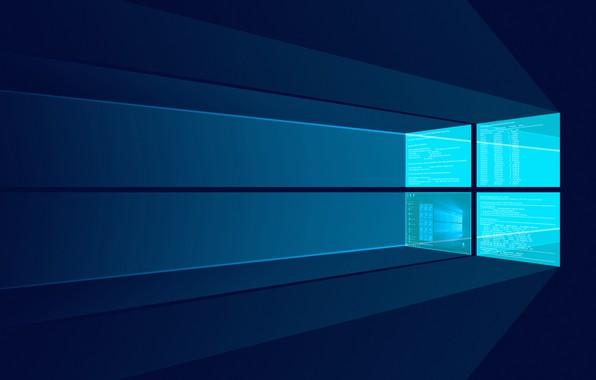 Picture Windows 10, Windows Server, Windows Server 2016, Server Desktop