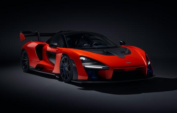Picture McLaren, supercar, 2018, Senna