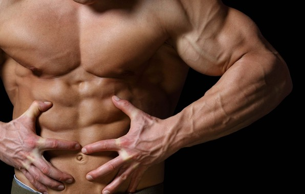 Picture pose, muscle, muscle, press, bodybuilder, abs, bodybuilder, Bodybuilder