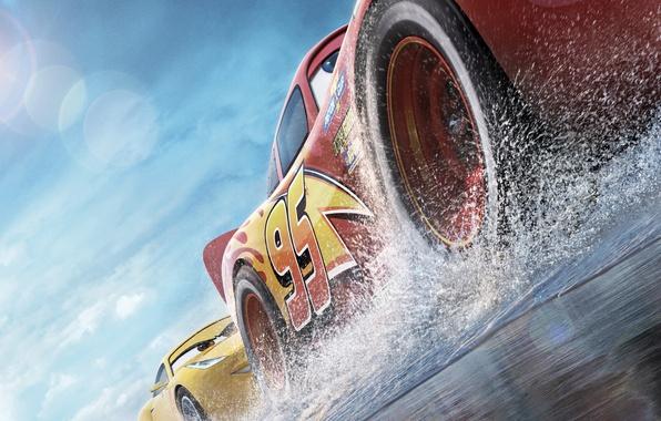 Picture Pixar, Movie, Cars 3, Cars 3