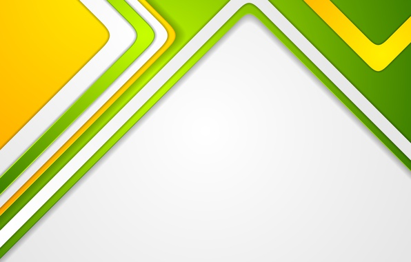 Picture line, abstraction, green, vector, colorful, abstract, geometry, design, yellow, bright, geometric, backgound