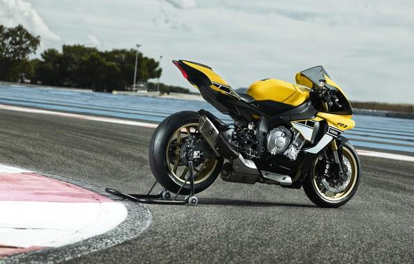 Picture bike, YZF, Yamaha R1, Anniversary Edition
