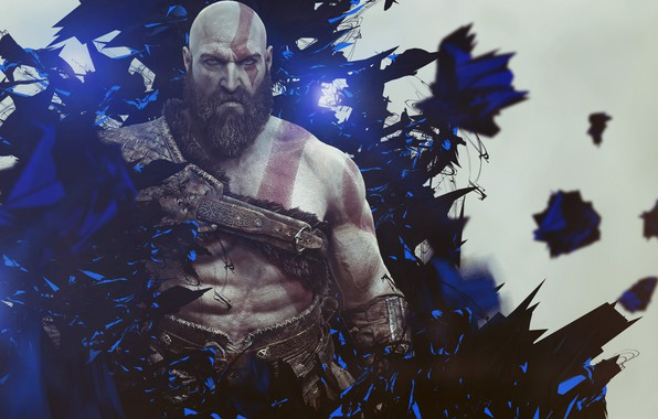 Picture God of War, Kratos, God of war