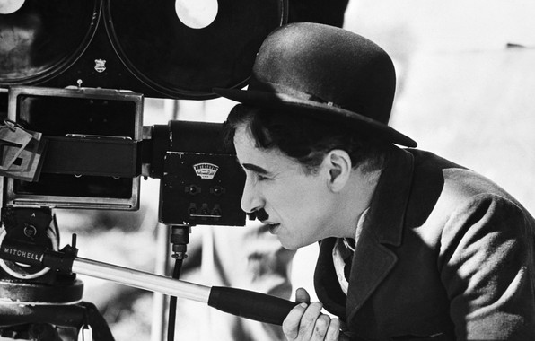 Picture camera, actor, Director, Charlie Chaplin, Charlie Chaplin