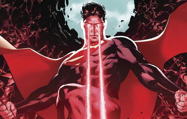 Picture Costume, Hero, Superman, Comic, Cloak, Superhero, Hero, Superman, Clark Kent, DC Comics, Clark Kent, Cape, …