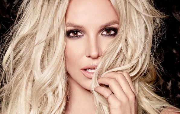 Picture portrait, blonde, Britney Spears, Britney Spears