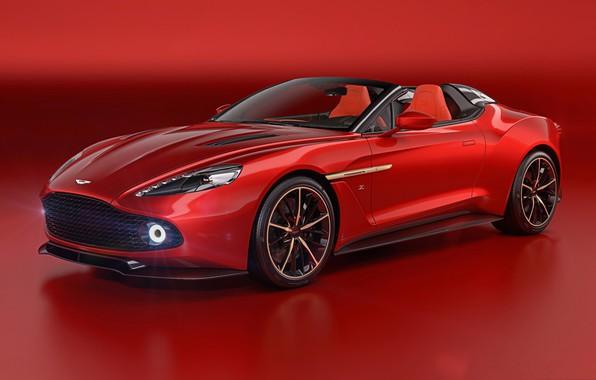 Picture Aston Martin, zagato, vanquish, speedster