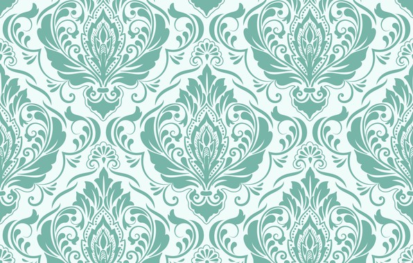 Picture flowers, background, Wallpaper, texture, background, pattern, seamless, damask