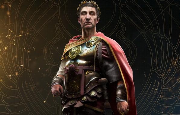 Picture Origins, Ubisoft, Assassin's Creed, Caesar, Assassin's Creed: Origins