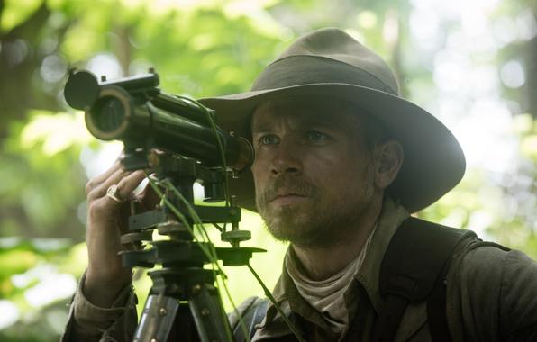 Picture cinema, hat, jungle, movie, film, Charlie Hunnam, The Lost City of Z, Berlin International Film …
