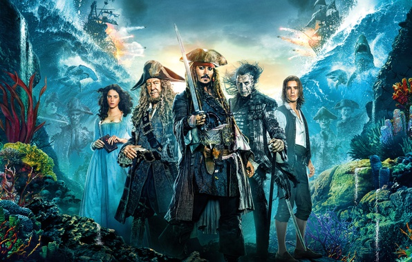 Picture Johnny Depp, Jack Sparrow, Pirates Of The Caribbean:, Pirates Of The Caribbean: Dead Men Tell …