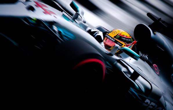 Picture Mercedes, Lewis Hamilton, Silverstone, F1 British Grand Prix