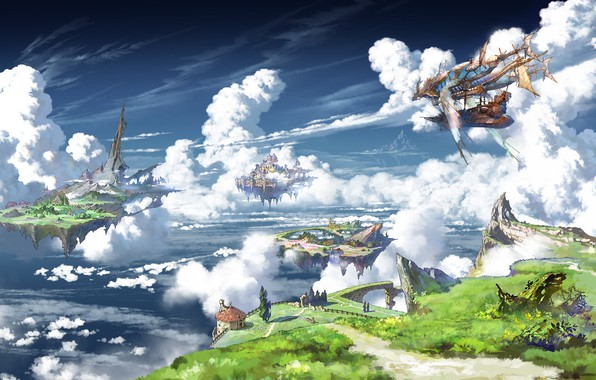 Picture fantasy, game, anime, asian, manga, asiatic, sugoi, Granblue Fantasy, japonese, 022