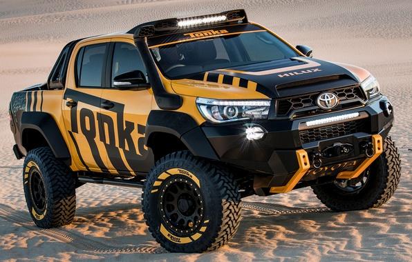 Picture Concept, Hilux, Tonka, 2017 Toyota Hilux Tonka Concept