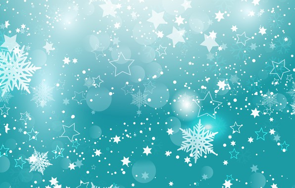 Picture snowflakes, texture, christmas, stars, stars, snowflakes
