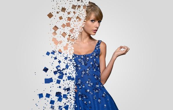 Photo wallpaper Girl, Taylor Swift, Girl, Taylor Swift, Dress