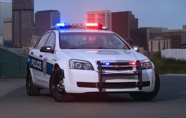 Picture auto, the city, police, Chevrolet, Police, Patrol, Caprise
