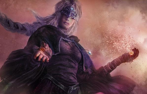 Picture by Eddy-Shinjuku, Dark Souls 3, fire keeper