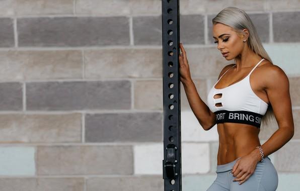 Picture pose, fitness, Lauren Simpson
