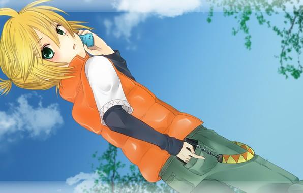 Picture phone, Vocaloid, Vocaloid, Len